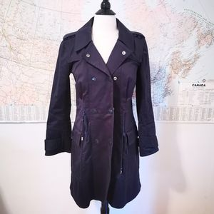 Marc Jacobs blue trench coat M